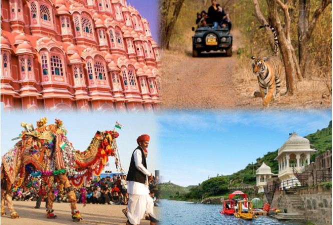 Excursions From Pushkar